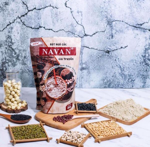 Bột Ngũ Cốc Navan gia truyền 7 loại đậu giá rẻ
