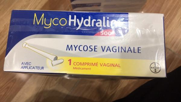 Viêm đặt phụ khoa  mycohydralin giá rẻ