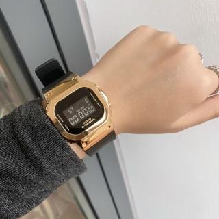 Đồng Hồ Casio Nam Nữ S5600 Vỏ Thép Siêu Đẹp thumbnail