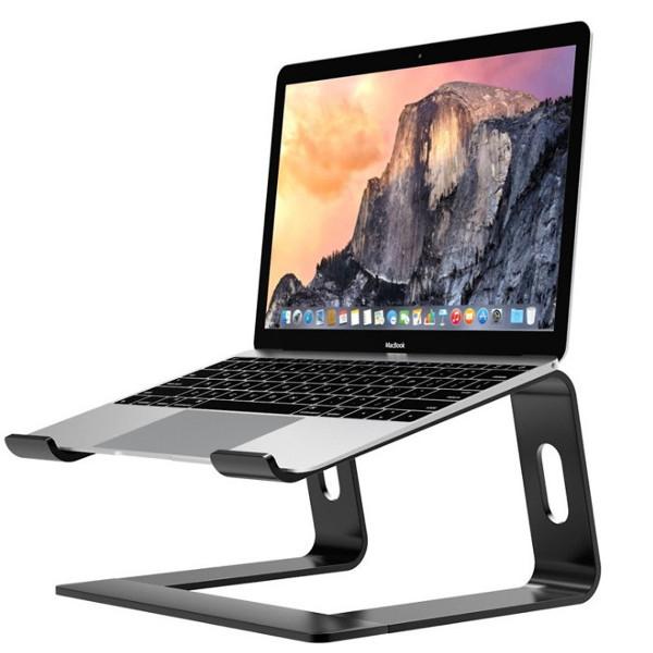 Bảng giá Giá đỡ để laptop stand notebook Macbook máy tính xách tay hợp kim nhôm có thể tháo rời kiêm tản nhiệt Phong Vũ
