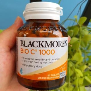Blackmores Bổ sung Vitamin C 1000mg (62 viên) thumbnail