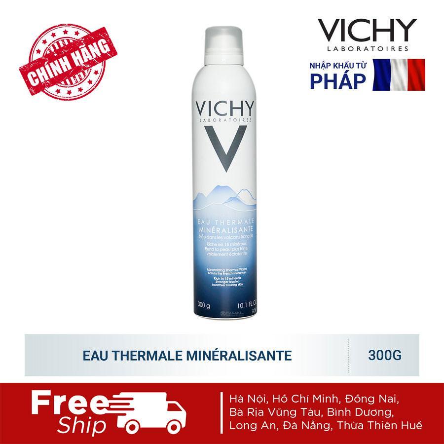 Xịt khoáng dưỡng da Vichy Mineralizing Thermal Water 300ml