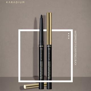 (Mẫu mới) Chì Kẻ Mắt Chống Thấm Karadium Waterproof Eyeliner Pencil Black thumbnail
