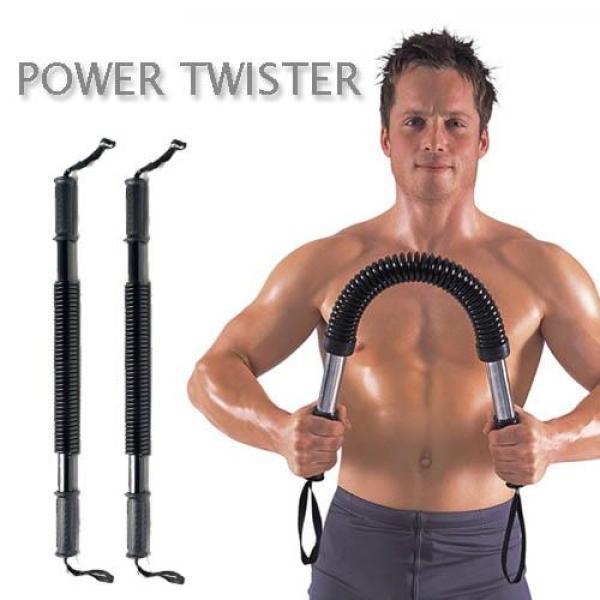 Bảng giá Thanh titan lò xo tập cơ tay cơ ngực-lực bẻ 30kg