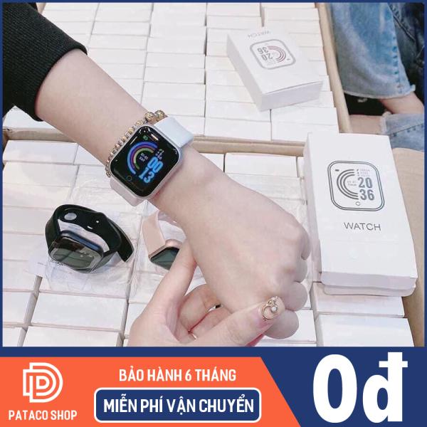 Nơi bán Đồng hồ Smart Watch thông minh đa chức năng Y86 cực Hot dây Silicon , Bảo hành 6 tháng