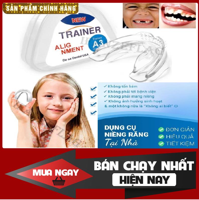 [FREE SHIP] Bộ niềng răng tại nhà cho bé từ 7-15 tuổi - A1+A2 Hàng tuyển chất lượng cao giá rẻ