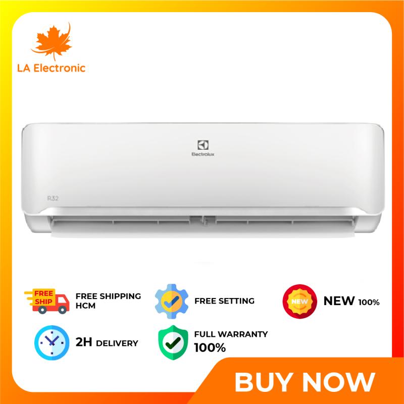 Bảng giá Trả Góp 0% - Máy lạnh Electrolux 1.5 HP ESM12CRO-A3- Bảo hành 2 năm - Miễn phí vận chuyển HCM