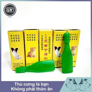 Nhỏ gáy cho chó mèo xuất xứ Đài Loan - Đồ thú cưng thumbnail