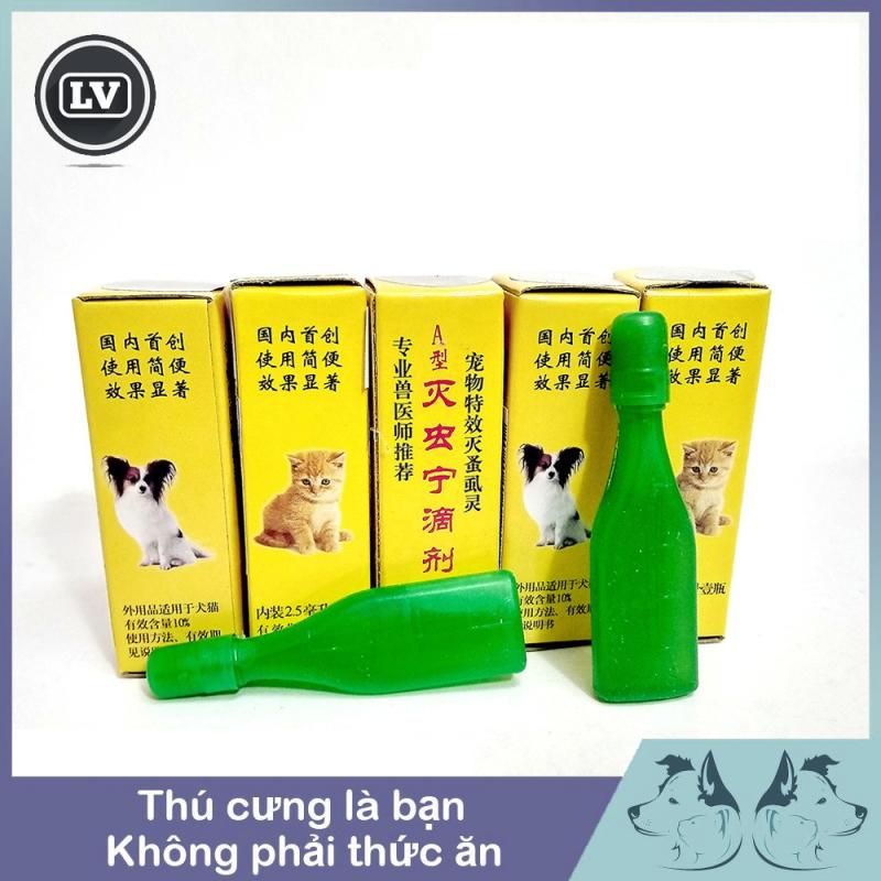Nhỏ gáy cho chó mèo xuất xứ Đài Loan - Đồ thú cưng