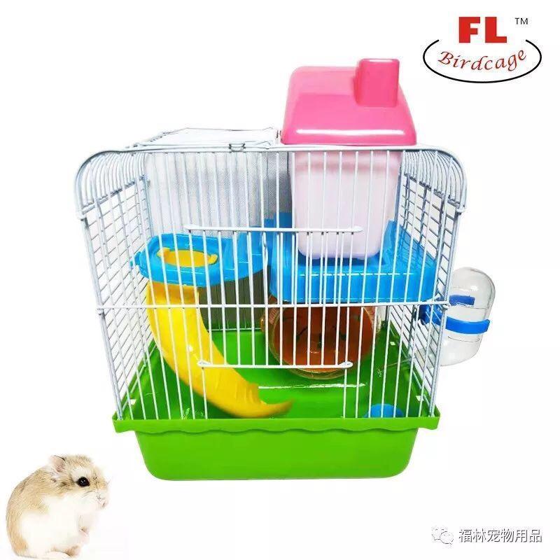 Lồng hamster tiểu thành trì