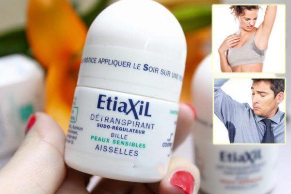 Lăn Khử Mùi Etiaxil - Đặc Trị Hôi Nách