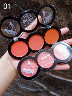 MÁ HỒNG ANY LADY COLOR SHOW BLUSH thumbnail