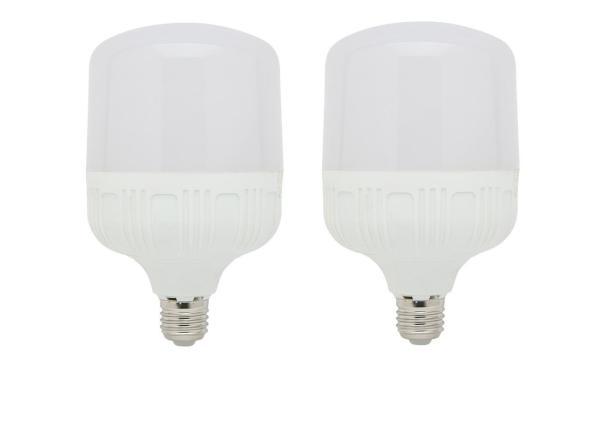 Bộ 2 đèn LED Trụ 40W kín nước (Trắng)