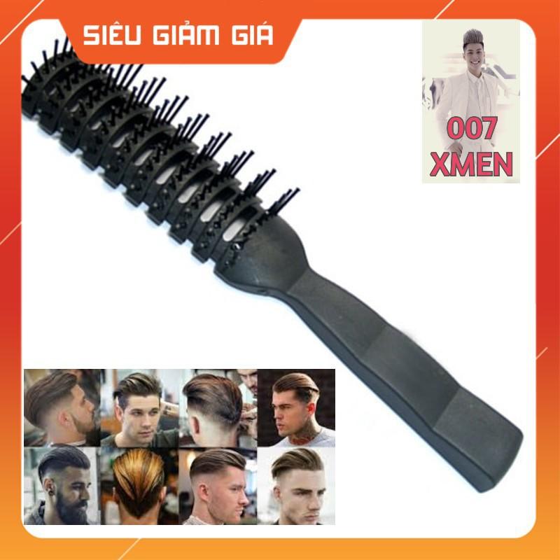 Lược tạo kiểu tóc bán nguyệt tạo kiểu uốn tóc CH1200