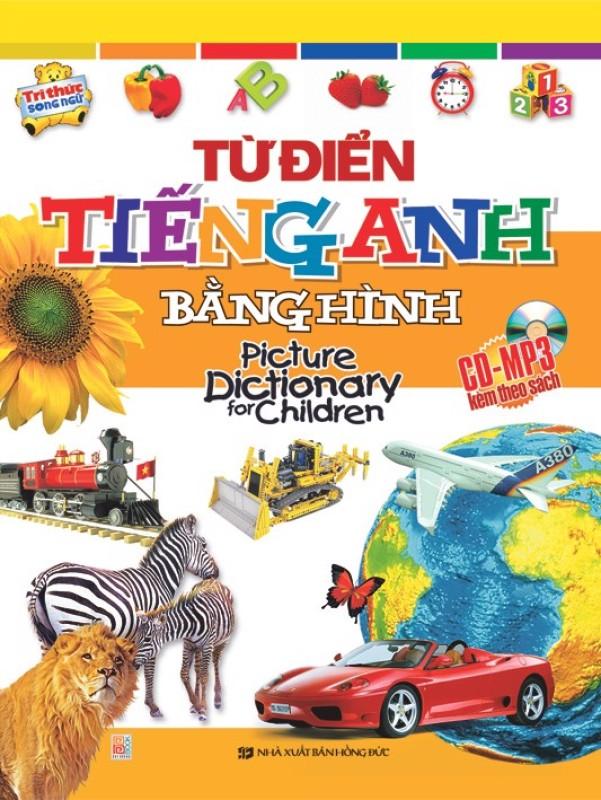 Từ điển tiếng Anh bằng hình