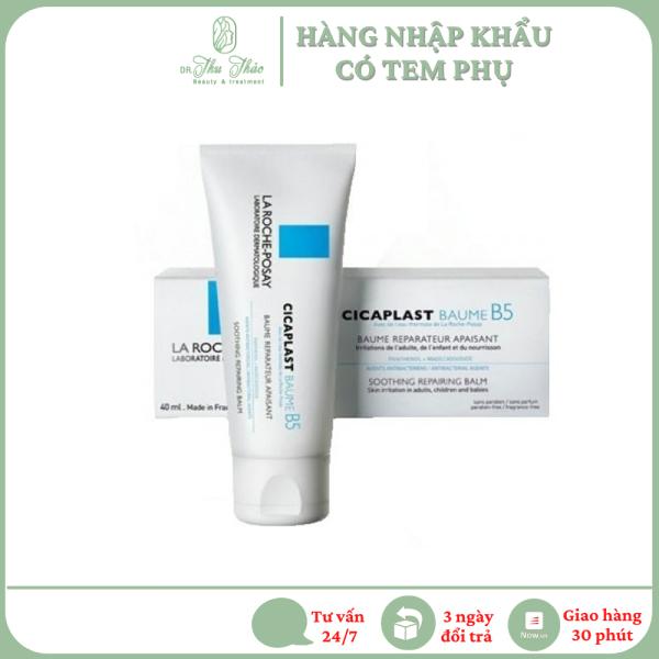 Kem dưỡng B5 La Roche Posay Cicaplast Baume B5 40ml, 100ml phục hồi da tổn thương giá rẻ