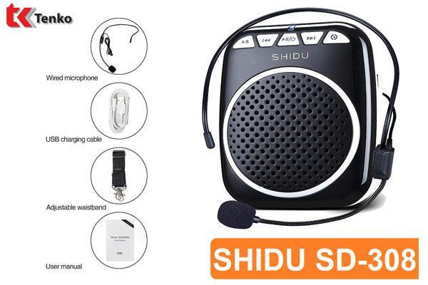 Máy trợ giảng giá rẻ Shidu SD-S308