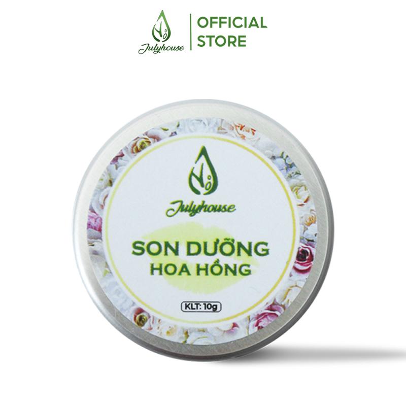 Son dưỡng môi Hoa Hồng 10g JULYHOUSE giá rẻ