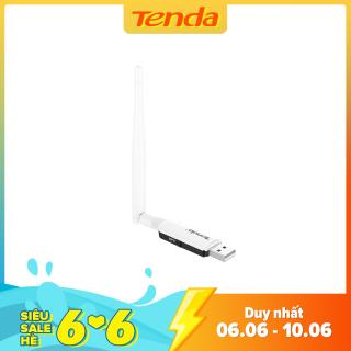Tenda USB kết nối Wifi U1 tốc độ 300Mbps - Hãng phân phối chính thức