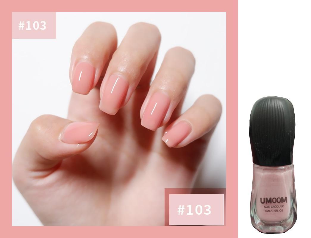 Sơn móng tay hồng pastel TW999785 cao cấp