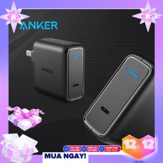 Cốc Sạc Nhanh ANKER PowerPort Speed 1 cổng USB-C 30w Power Delivery - A2014 - Hàng Chính Hãng Cao Cấp Bảo Hành 6 Tháng thumbnail