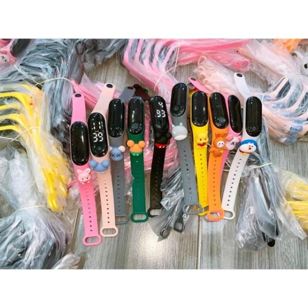 Nơi bán Đồng Hồ Hiển Thị Đèn Led Cho Bé zgo Chống Nước - Thời Trang