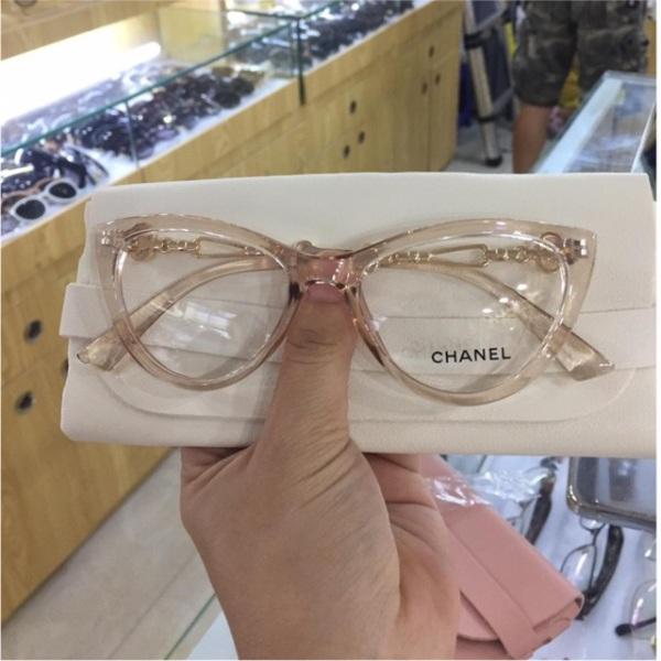 Giá bán Gọng kính mắt mèo chống tia uv400 thời trang cho nữ, cam kết sản phẩm đúng mô tả, chất lượng đảm bảo an toàn đến sức khỏe người sử dụng