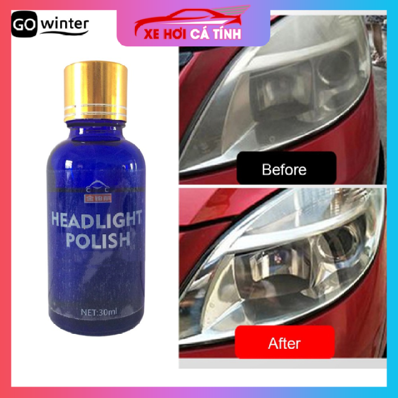 Dung dịch tẩy rửa đèn pha xe hơi phụ kiện xe hơi uy tín Trendyhome.vn, sản phẩm tốt đạt chất lượng cao, cam kết sản phẩm nhận được như hình