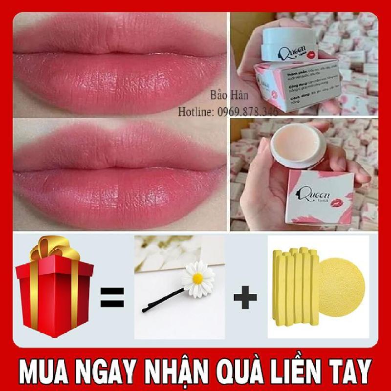 Ủ hồng môi hồng ti hiệu quả sau 7 ngày sử dụng