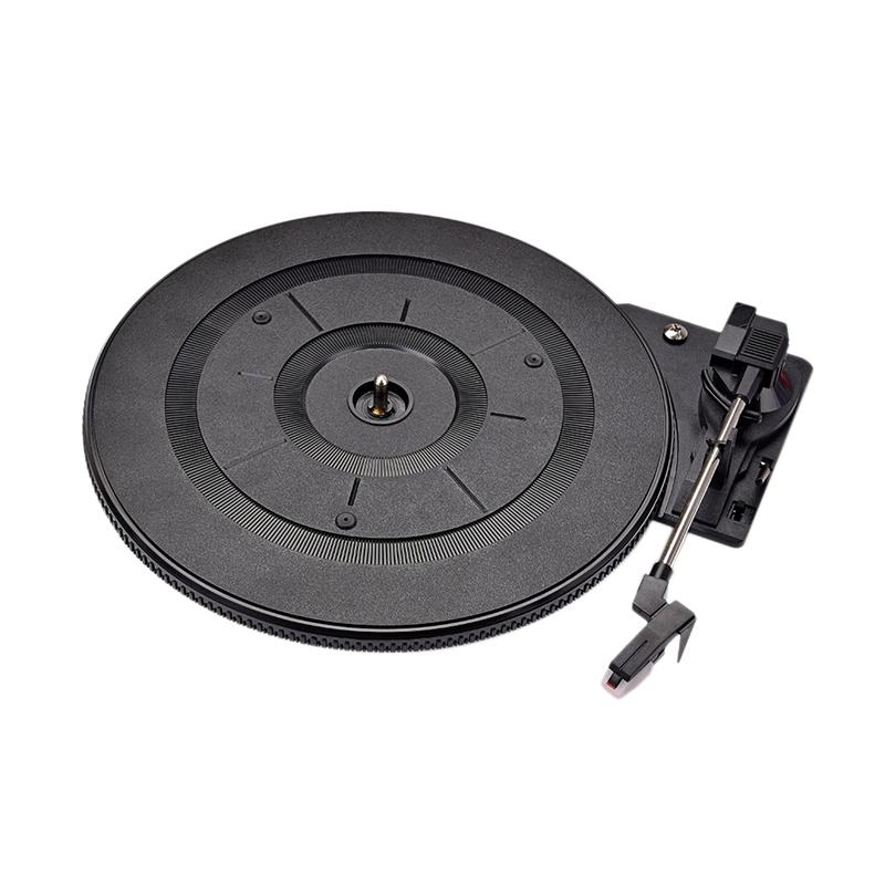 28cm Turntable Automatic Arm Return Record Player for Lp Vinyl Record Player Turntable Gramophone Accessories