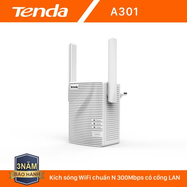Bảng giá Tenda Bộ kích sóng Wifi A301 Chuẩn N 300Mbps - Hãng phân phối chính thức Phong Vũ