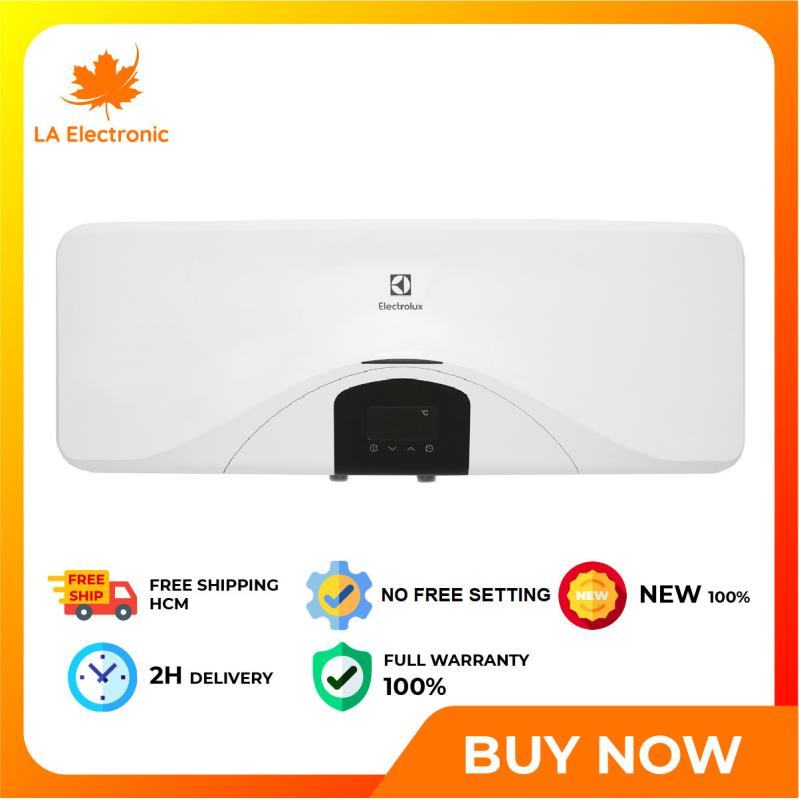 Bảng giá Trả Góp 0% - Máy nước nóng gián tiếp Electrolux 20 lít 2500W EWS202DX-DWE - Miễn phí vận chuyển HCM