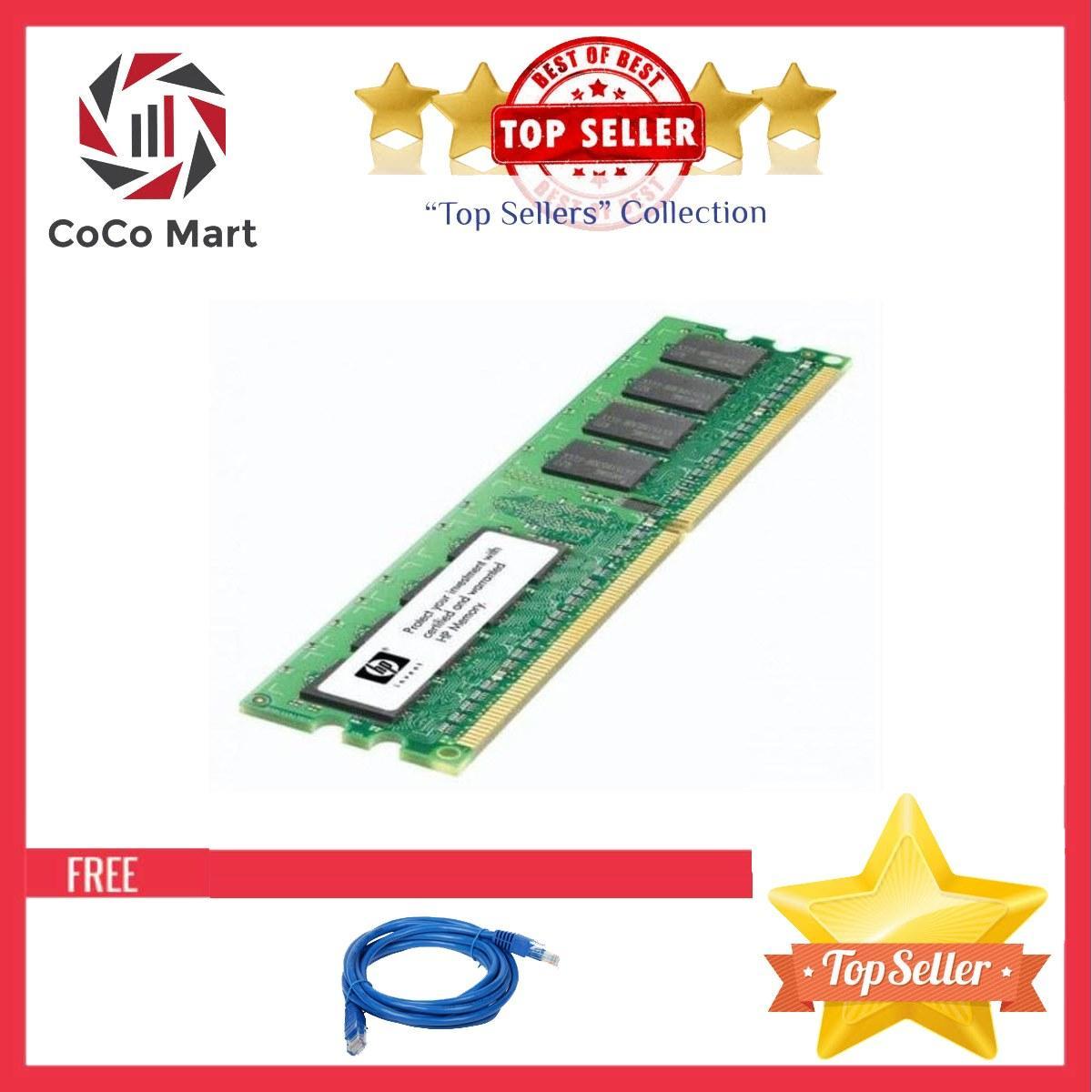 Ram ECC Máy Trạm HP 8GB, DDR 3, Bus 1333Mhz Siêu Bền