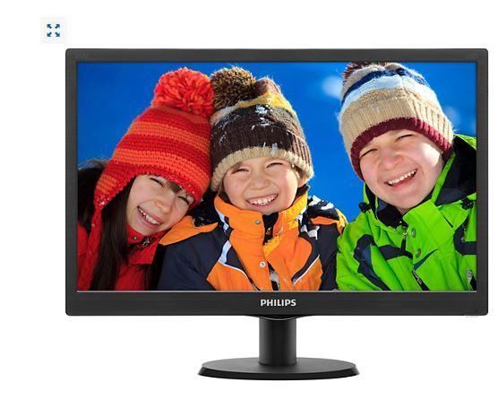 LCD 20'' Philips 203V5LHSB2/74 C Hãng