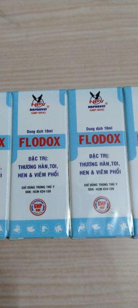 gà khò , hen khẹc, viêm hô hấp flodox 10ml