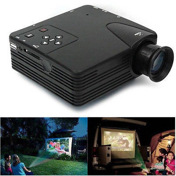 Máy chiếu Mini Smart Pro M2 1080p nhỏ gọn độ sáng 600 Lumens