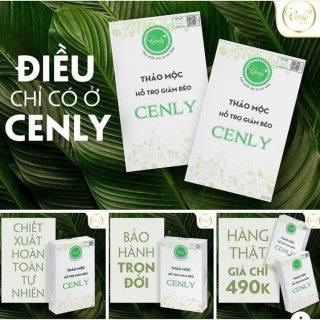 Trà Thảo mộc giảm béo , giảm cân CENL Y 15 viên màu trắng chính hãng, giảm cân an toàn hiệu quả 5