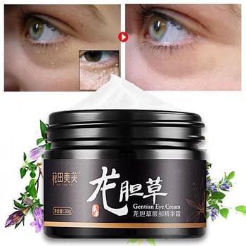 kem đặc trị mụn thịt mắt( chữ trắng)