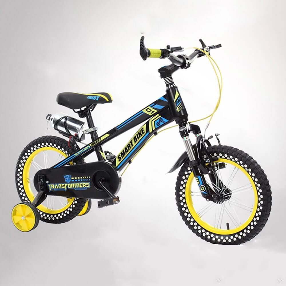Mua Xe đạp trẻ em bé trai 99B16 - 16 INH ( Bé từ 5-7 tuổi)