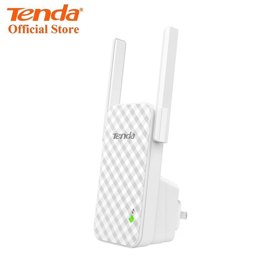 Bộ kích sóng Wi-Fi Tenda A9 tốc độ 300Mbps (Trắng)