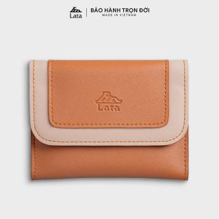 Ví nữ mini cầm tay thời trang LATA VN50 thumbnail