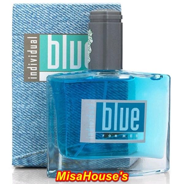 Nước Hoa Nam Blue For Him Cao Cấp (Dạng Xịt 50Ml), Hương Thơm Tươi Mát, Dễ Chịu, Nam Tính, Độ Lưu Hương Lâu