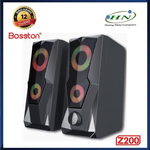 Bảng giá Loa 2.0 Bosston Z200-Led RGB Phong Vũ