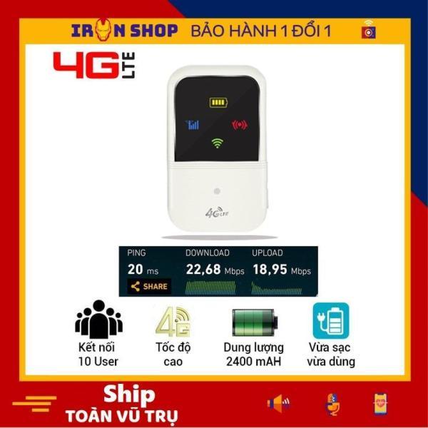 Bảng giá Modem Router wifi di động MF80 Wifi hotpost công nghệ wifi việt - Router wifi di động MF80 4G LTE Phong Vũ