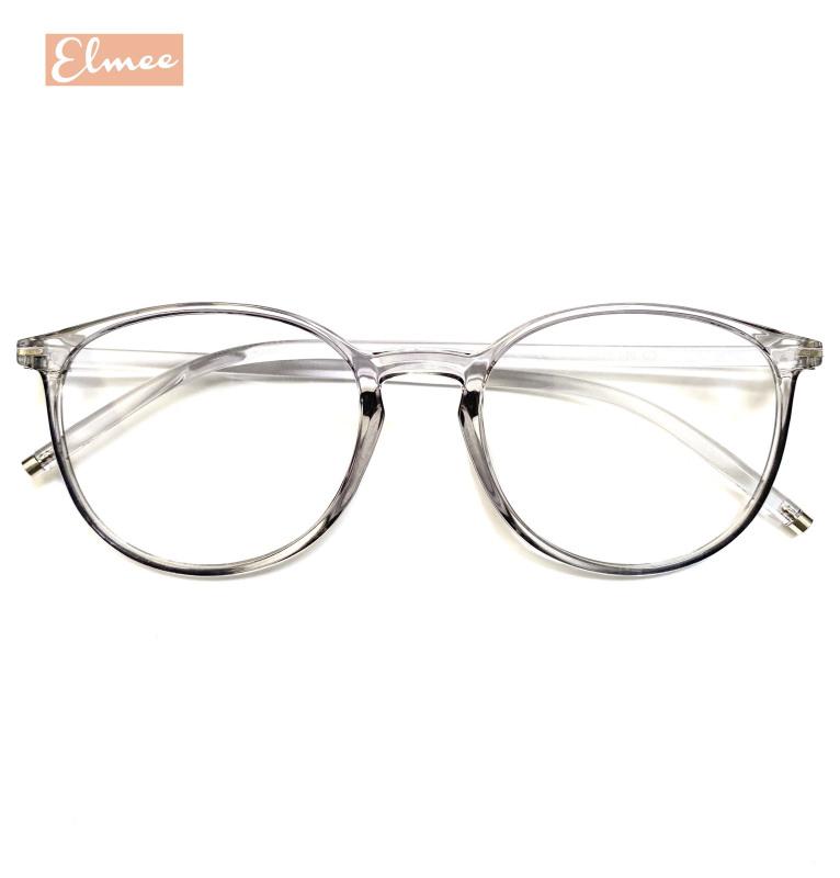 Giá bán Gọng kính cận tròn nhựa dẻo xinh xắn Elmee 5731 trẻ trung, cá tính