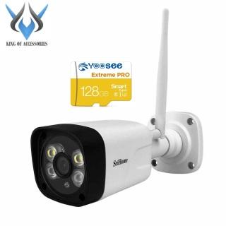 Camera IP Wifi ngoài trời SriHome SH035 3.0MP FullHD+ 1536P, 1 Anten, chống nước IP66 (Trắng) - 4 phân loại tùy chọn - Phụ Kiện 1986 thumbnail