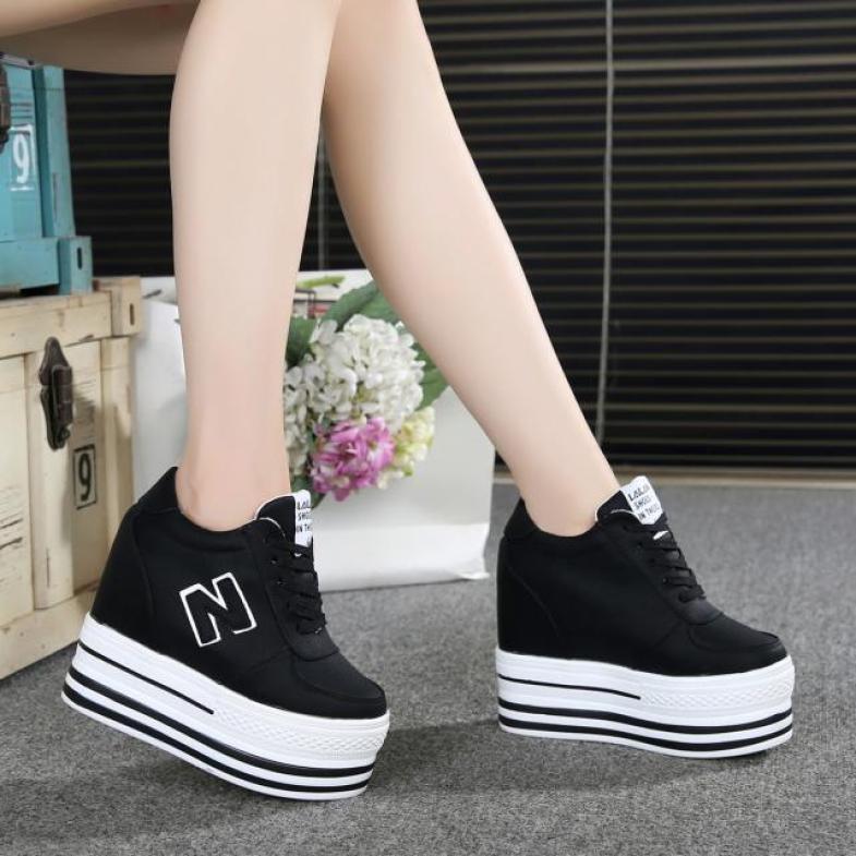 Giày đế độn phong cách Hàn Quốc BM083 giá rẻ