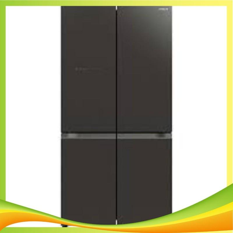 Tủ lạnh Hitachi Inverter 569 lít R-WB640VGV0(GMG) màu khói