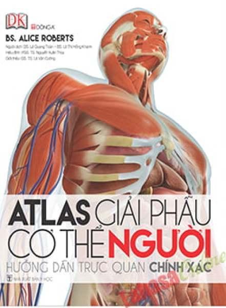 Mua Fahasa - Atlas Giải Phẫu Cơ Thể Người