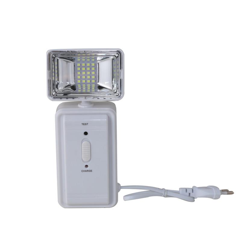 Đèn LED Chiếu sáng Khẩn cấp Rạng Đông Model: D KC03 8W Trắng